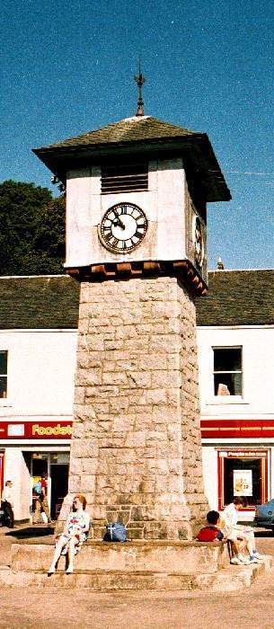 Tobermory - Bell tower