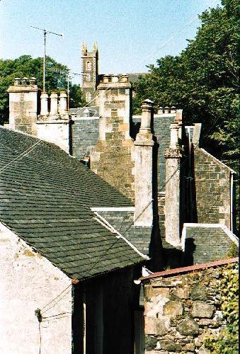 All kinds of Chimneys